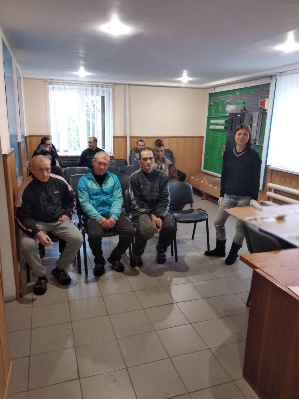 Послугам проекту «Заради життя» («Serving life») у Запорізькій області з 2018 року можуть користуватися і засуджені/ув'язнені виправних центрів.